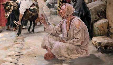 Јуродиви Христа ради