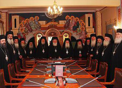 Грчка Црква против закона о «грађанским браковима»