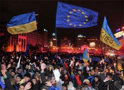 Насиље неће донети добро Украјини