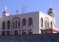 Прва православна црква у Пакистану