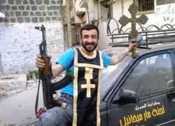 Сирија: опљачкане светиње за оружје