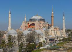 Спор Турске и Грчке око Свете Софије