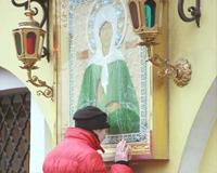 СВ. МАТРОНА ИЗЛЕЧИЛА ДЕЧАКА