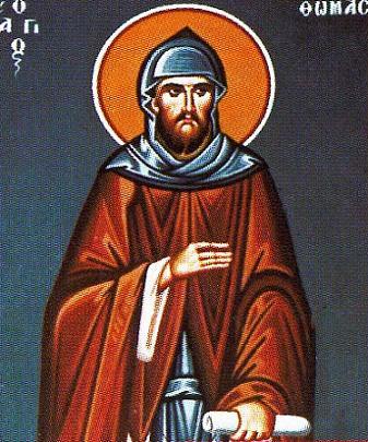 Свети преподобни Тома Дефуркин