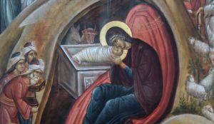 Божићна беседа владике Николаја