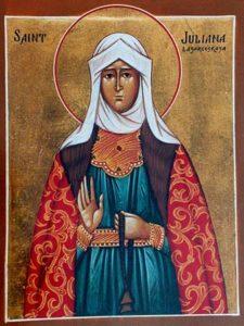 Света праведна Јулијана