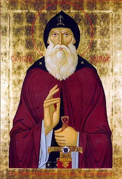 Свети преподобни Илија Муромец