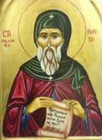 Свети преподобни Ромил раванички
