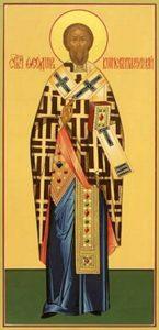 Свети Теодор, архиепископ цариградски