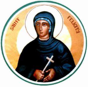 Свети мученици Фелицита и седам јој синова