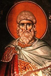 Свети новомученик Авксентије