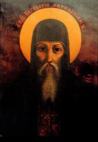 Свети преподобни Панкратије, јеромонах Печерски