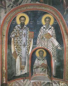 Свети свештеномученик Климент, епископ анкирски