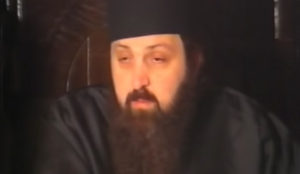 О стварању света (јеромонах Павле Јовић)