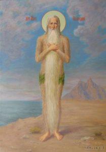 Свети преподобни Марко Трачески