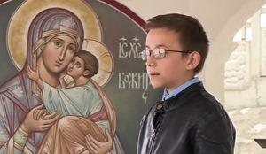 Велика вера малог дечака
