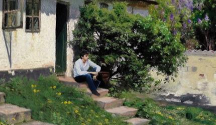 Младић и дрво