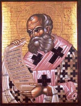 Свети Атанасије Велики, архиепископ александријски