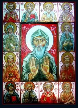 Свети преподобни оци грузијски