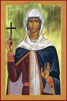 Свете мученице Кириакија, Велерија и Марија
