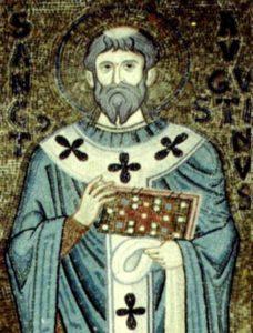 Свети блажени Августин, епископ ипонски