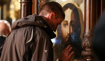 Заволети Христа молитвом