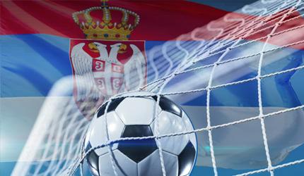 Фудбал и Срби