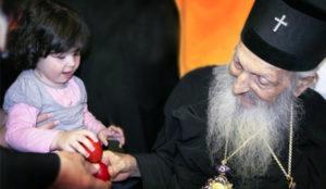 Зашто страдају деца - Патријарх Павле