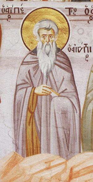 Свети Јувеналије, патријарх јерусалимски