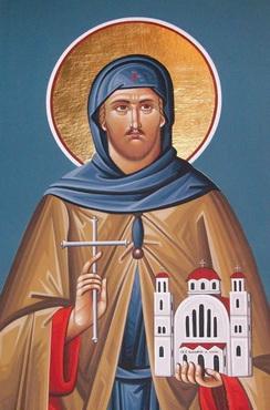 Свети преподобномученик Кирил