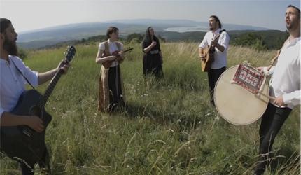 Туманска песма
