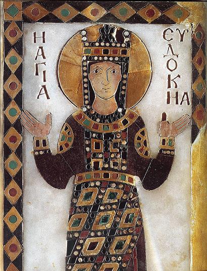 Света царица Евдокија