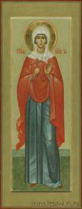Света преподобномученица Евдокија