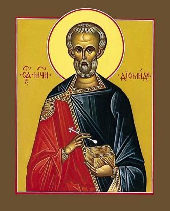 Свети мученик Диомид лекар