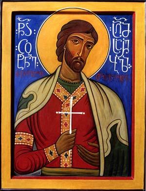 Свети принц Цотне Дадиани, Исповедник мингрелијски