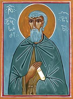 Свети Тбели Абусеридзе