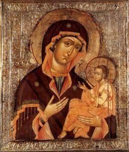Грузијска икона Мајке Божије
