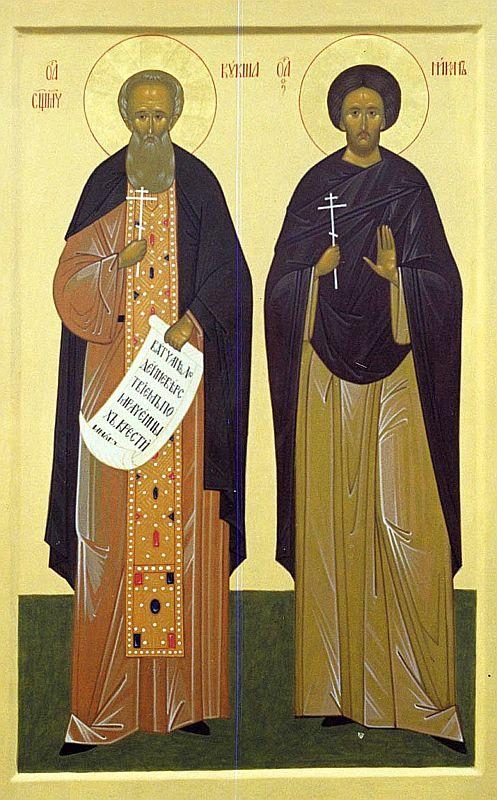 Свештеномученици Кукша и Пимен посник