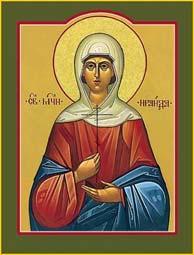 Света мученица Раиса (Ираида)