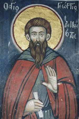 Свети Георгије Лимниот (Језерски)