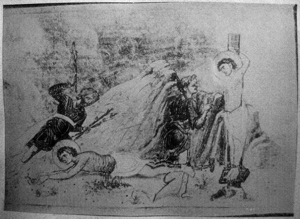 Свети мученици Диодор, Дидим и Диомид