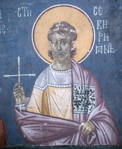 Свети мученик Севиријан