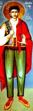 Свети новомученик Атанасије Солунски
