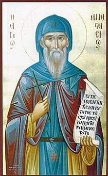 Свети преподобни Анастасије, чудотворац Кипарски