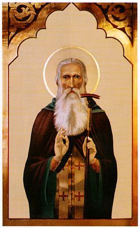 Свети преподобни Арсеније Комељски