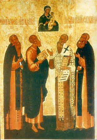 Свети преподобни Сава Псковски и Крипецки