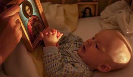 Деца и светитељи