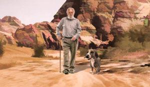 Човек и његов пас