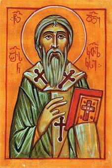Свети Арсеније велики, католикос грузијски