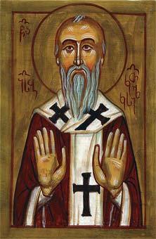 Свети Јосиф чудотворац, католикос грузијски